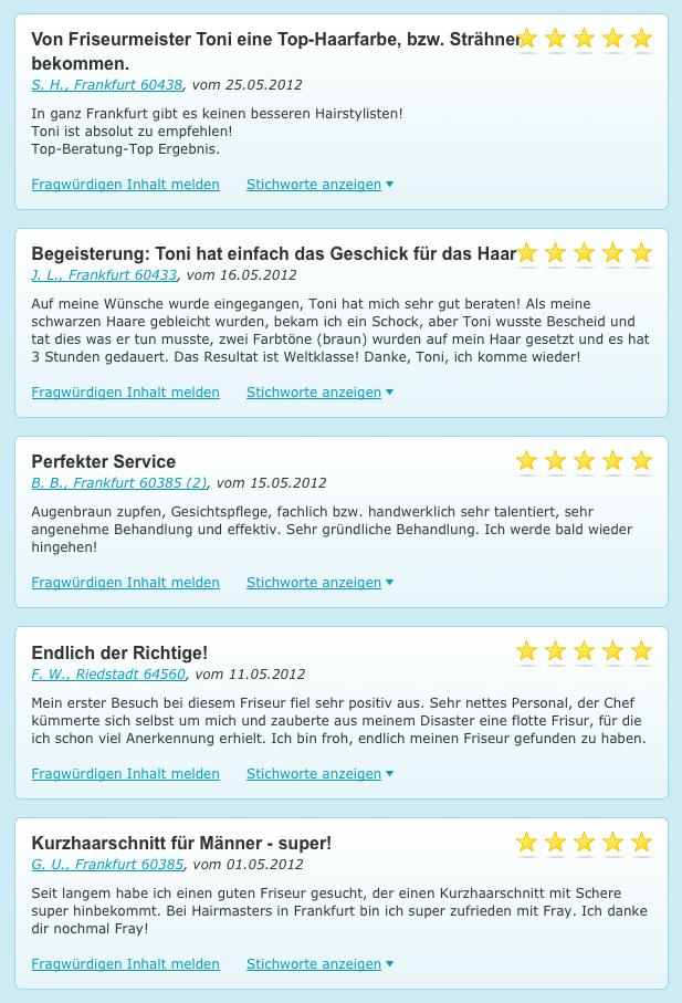 empfehlungsmarketing mit kennstdueinen und google plus local - Empfehlungsmarketing Beispiele