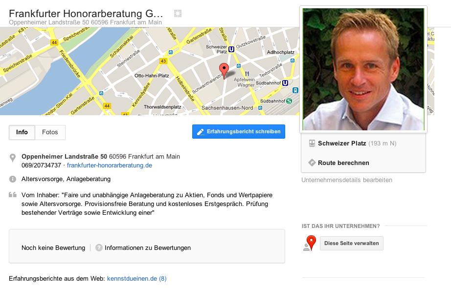 Google Places Plus Local