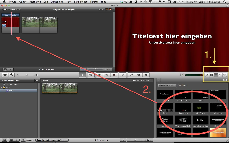 Video Marketing – So nutzen Sie Apple iMovie zur Erstellung eigener ...