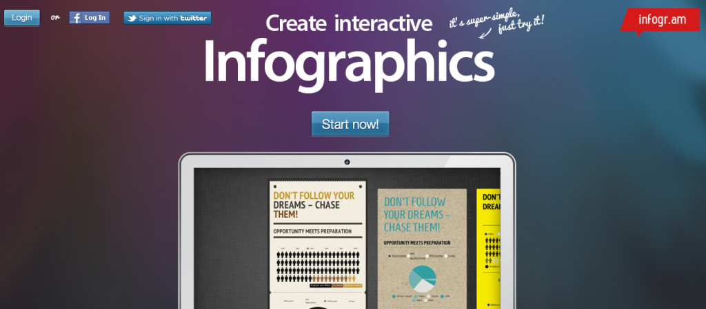 Infografik selber machen