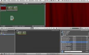 iMovie Audiobearbeitung