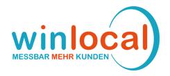 WinLocal Neukunden im Internet