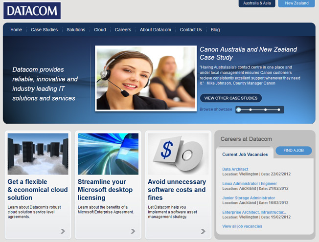 datacom-screenshot