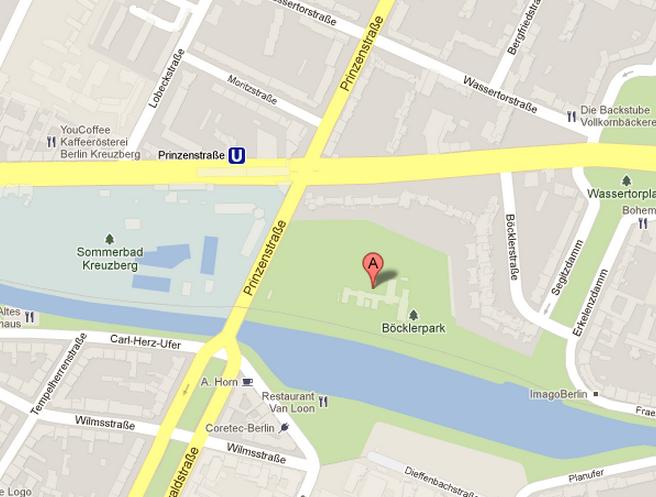 Google Map Maker im Test