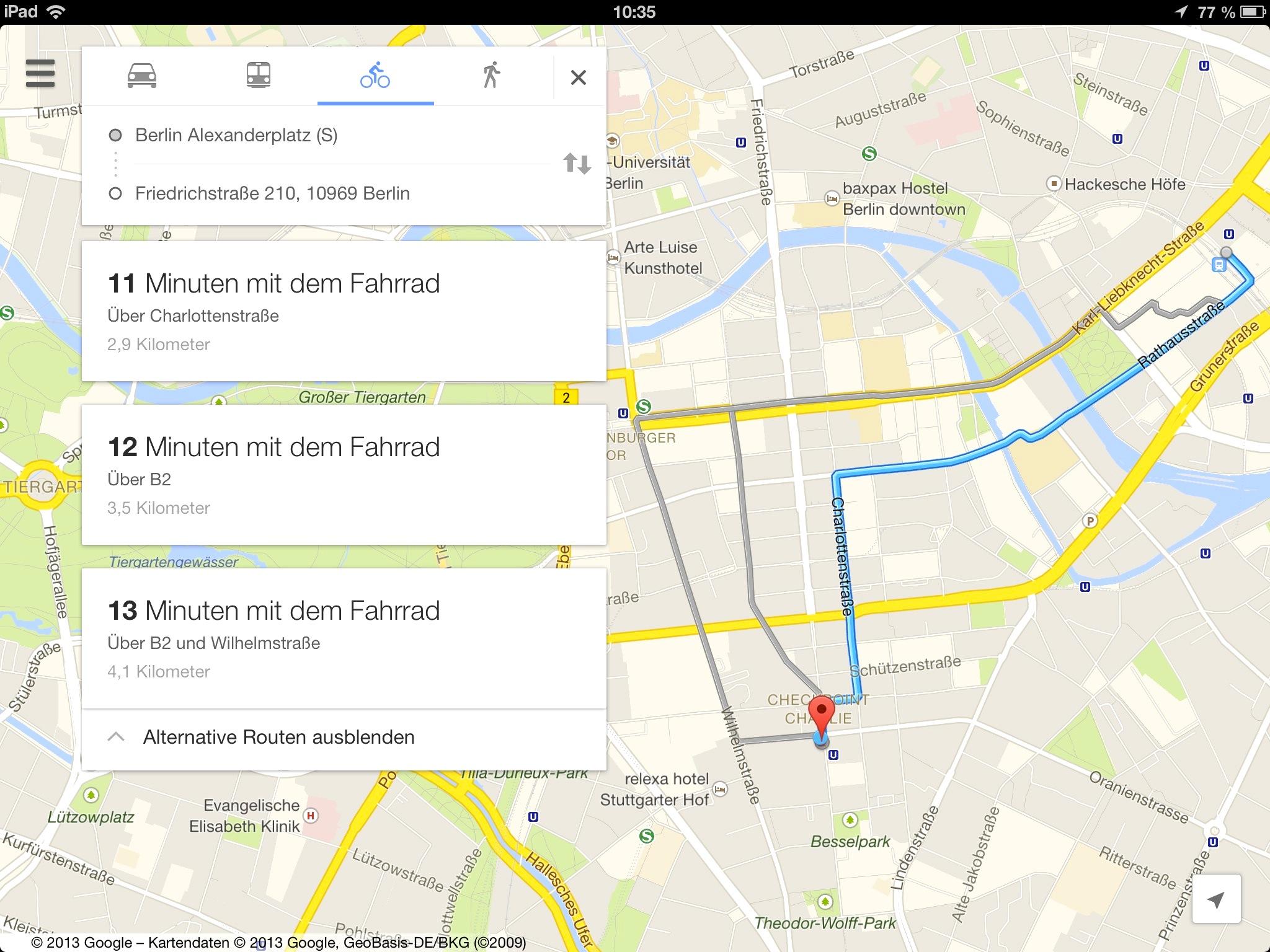 Maps Route Berechnen Fahrrad : google maps 2 0 f r iphone ipad und android neues design verbesserte navigation und jetzt ~ Themetempest.com Abrechnung