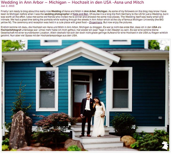 Hochzeitsfotograf-Blog