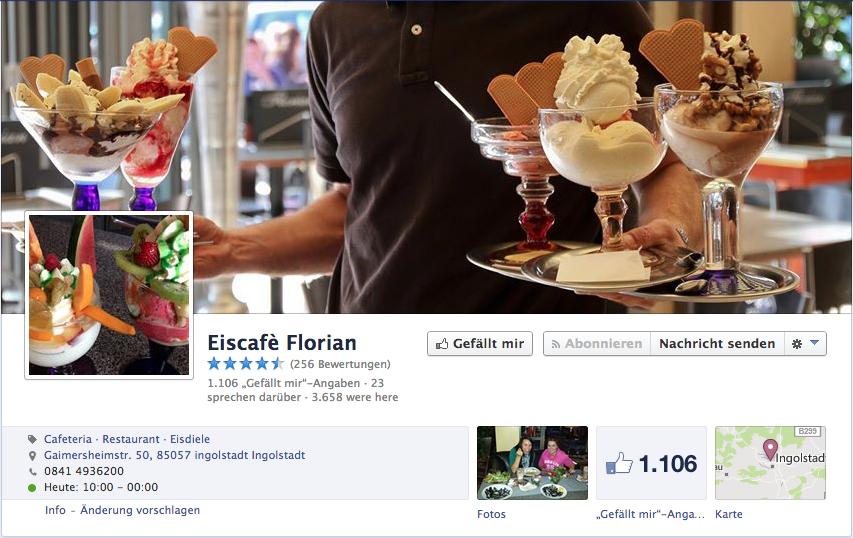 Eiscafe' Florian