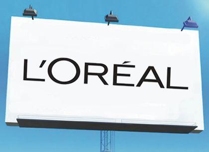 loreal plakat04