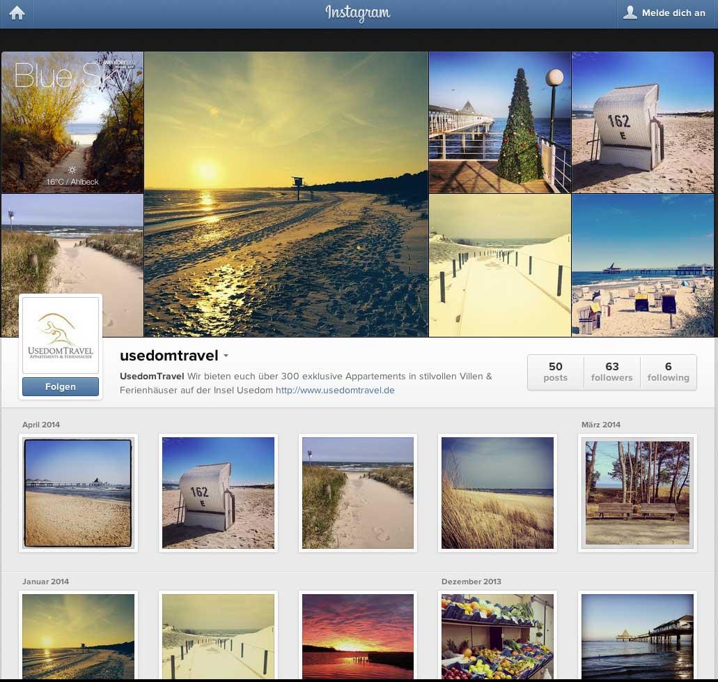Instagram-Marketing-lokale-Unternehmen-beispiel-Reise