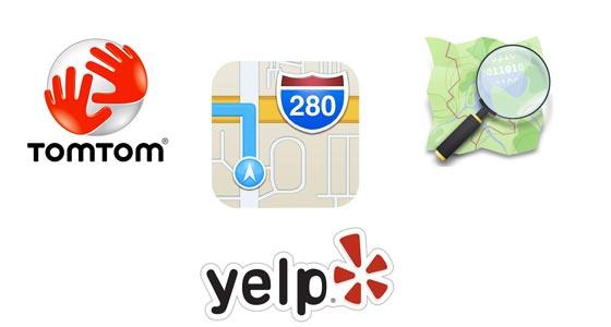 Apple-Maps-Firmen-Eintrag-Datenprovider