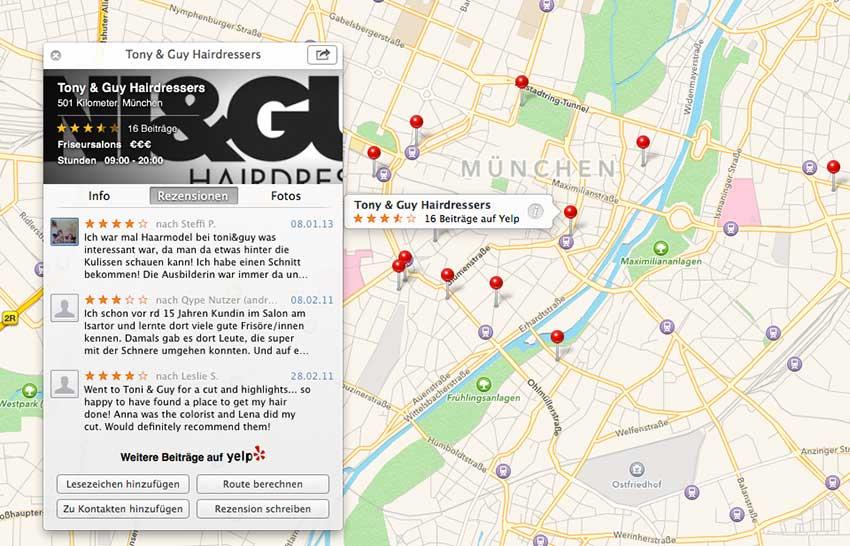Apple-Maps-Unternehmens-Eintrag-Yelp