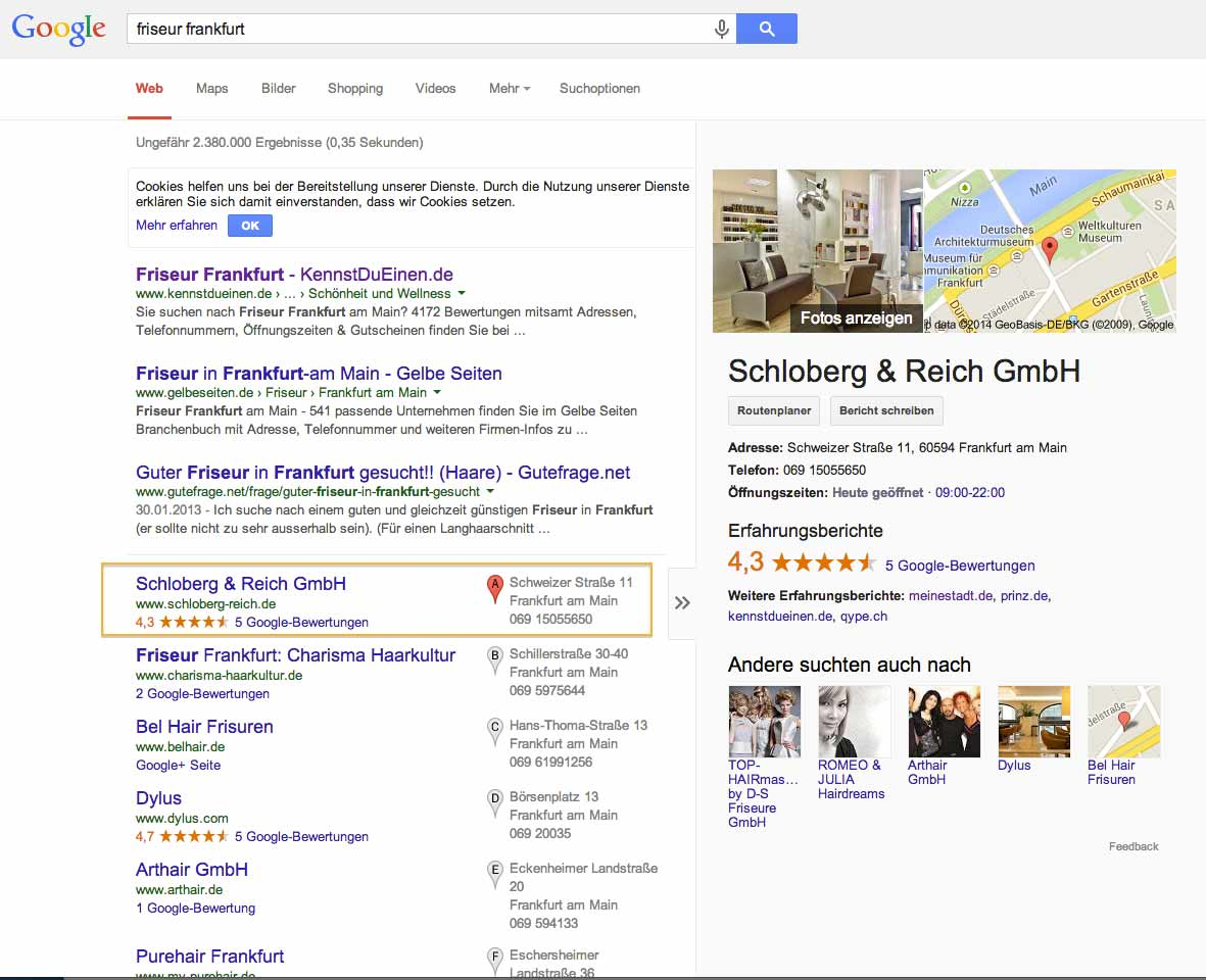 google-places-local-optimierung-funktioniert