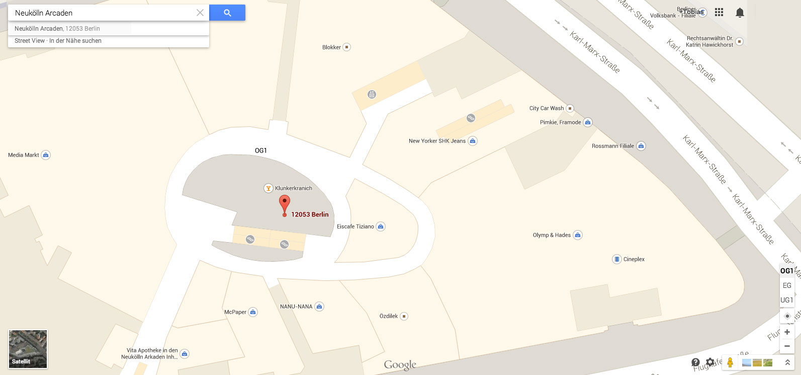 Google-Indoor-Maps