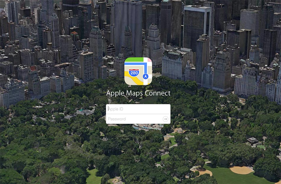 apple-maps-conneect-start