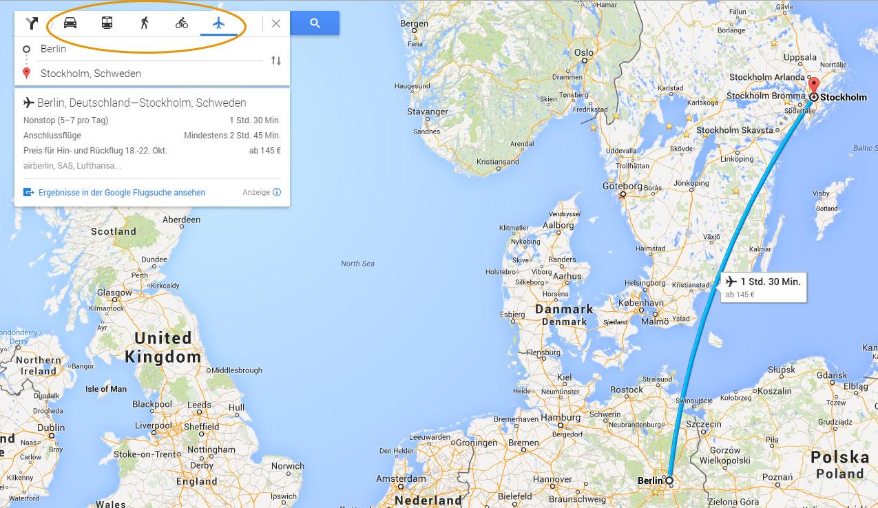 google-maps-routenplaner