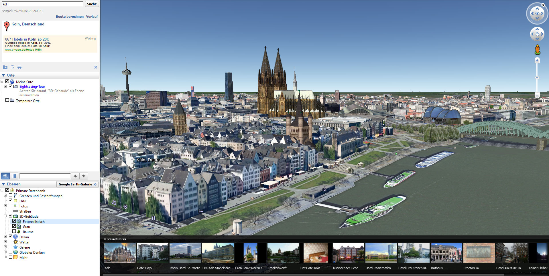 Entfernungsmessung Mit Google Earth : Noch den durchblick alles rund um kartendienst google maps