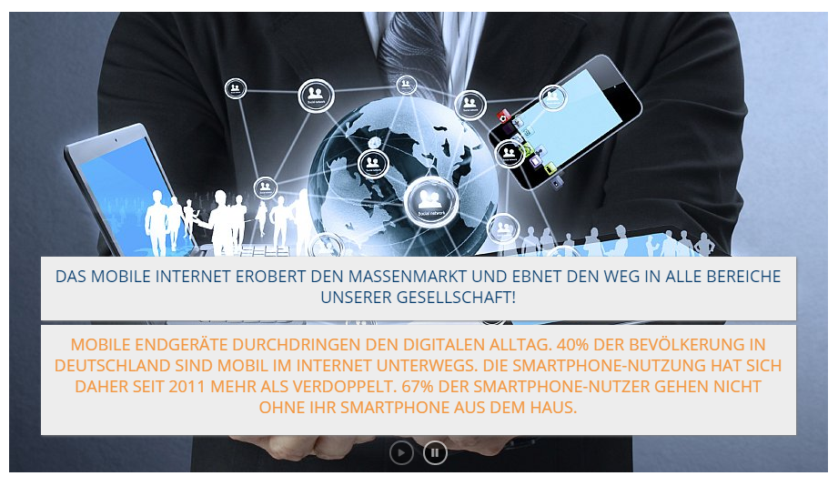 DO MOBILE Deutschland geht ins Mobile Internet